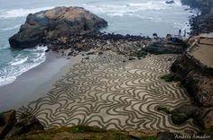 Beach Art | Andres Amador