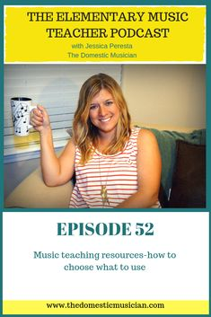 In this episode, we're going to talk about how to choose music resources to teach when there's so much out there!  It can get so overwhelming with so much available and not knowing what to pick!  I'm going to break down a step by step strategy for you to be able to choose resources and not get so overwhelmed while doing so.