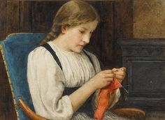 1908 by Albert Anker  http://www.kollerauktionen.ch/images/Auktion/A153_w225/A153_w225highres/3020.jpg