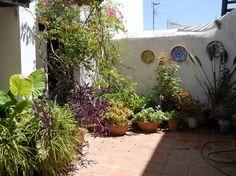 spanish patio house for sale Jimena near Sotogrande and Gibraltar Cadiz Spain.