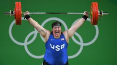 Rio Olympics 2016: Sarah Robles wins rare U.S. weightlifting medal year after…