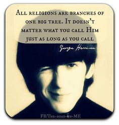 Religions George Harrison quote via… Beatles Quotes, Lyric Quotes, The Beatles, Me Quotes, Lyrics, John Lennon Quotes, Shirt Quotes, Great Quotes, Quotes To Live By