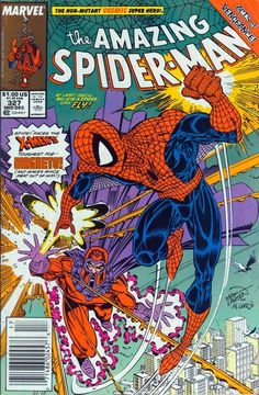 Okay, he's not a mutant, but he's fighting Magneto anyway. Now Spidey is a teacher at the X-Men school. What if he gets infected by a serum that makes him a mutant (that is, put mutant DNA in him and make him indistinguishable from true mutants)?
