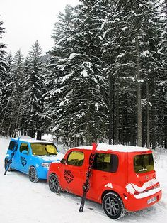 Cool #Nissan #Cube http://www.daytonanissan.com/2013-nissan-cube-in-daytona-fl.htm