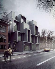 CGarchitect - Professional 3D Architectural Visualization User Community | Inspiration - Rain Vol. 2