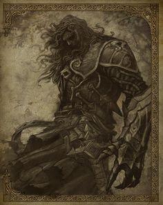 Castlevania Lords of Shadows - Gabriel Belmont