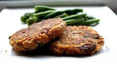 These patties are great for lunch boxes or dinner - yum!