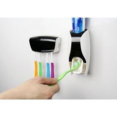 Iphone Gadgets, Geek Gadgets, Cool Gadgets, Camping Gadgets, Travel Gadgets, Electronics Gadgets, Technology Gadgets, Pottery Toothbrush Holder, Electric Toothbrush Holder