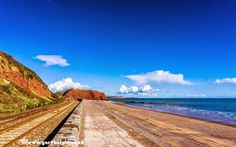Brunel's GWR at Dawlish, Devon by @GaryHolpin