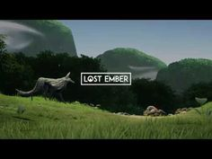 Lost Ember - An animal exploration adventure game for PC, PlayStation and Xbox One. Exploration, Lost, Free Games, Pc Games, Indie Games, Teaser, Games To Play, Game Art, Light In The Dark