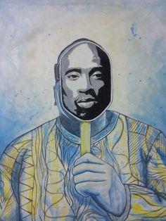 Biggie was a tupac fan - by Roberto Foz