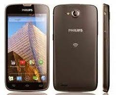 Mobile World: Philips Xenium W8555 Smart Phone