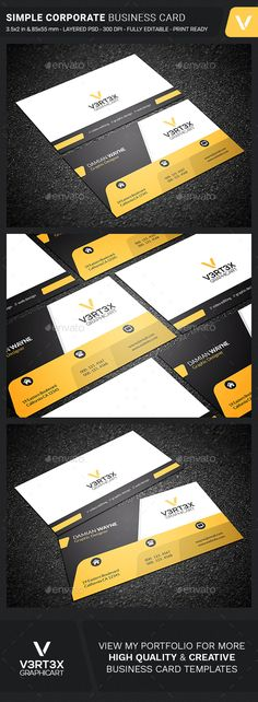 Vintage Business Cards, Blank Business Cards, Cleaning Business Cards, Business Card Psd, Corporate Business, Business Card Design, Minimal Business Card, Simple Business Cards, Professional Business Cards