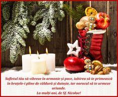 La multi ani de Sfantul Nicolae!