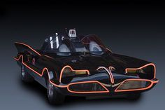 Original Bat Mobile - da nana na  nana na