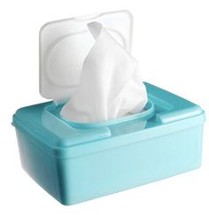 """Why do we call them """"baby wipes"""" anyway? Shouldn't they just be called WIPES? After reading what seems like a MILLION uses for baby wipes…other than for wiping the baby…I think there should be a regular wipes section at the store as big as the BABY wipes section. Have you ever noticed how much """"real …"""