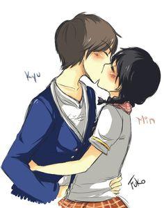 SuJu: Kyumin Intimate note by Fuko-chan.deviantart.com on @deviantART