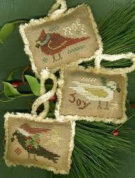 homespun christmas decorations