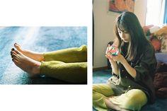 夏ネイルは海や夜空を爪に描く。宇垣美里流・ペディキュアの楽しみ方 | ViVi Hairstyle, Selfie, Female, Instagram, Hair Job, Hair Style, Hairdos, Hair Styles, Updo