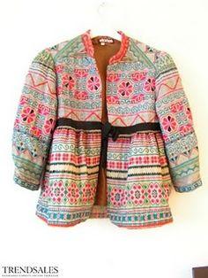 hmong / rikkemai jacket