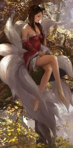 ArtStation - Four pieces of Fan-art frome different games, Mazert Young