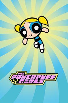 Powerpuff Girls - Bubbles