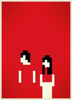 """I fell in love with a girl, fell in love once and almost completely, she's in love with the world"" - The White Stripes"