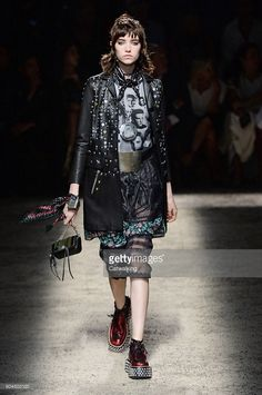 media.gettyimages.com photos model-walks-the-runway-at-the-coach-spring-summer-2017-fashion-show-picture-id604503120