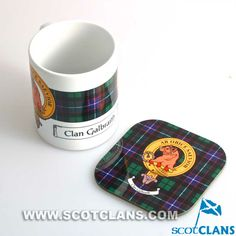 Galbraith Clan Crest