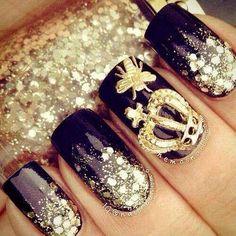 DIY nail arts