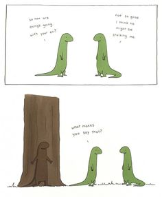 Adorable Illustrations Of Animals With Witty Sense Of Humor By Liz Climo