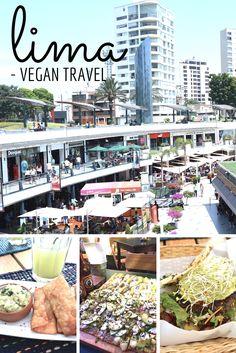 Vegan eats and fun in Lima, Peru!↓ www.kindcoconutblog.com Instagram + Facebook + Twitter: @ kindcoconutblog #VeganTravel #Travel #Vegan #VeganFood #Lima #Peru #WhatVegansEat