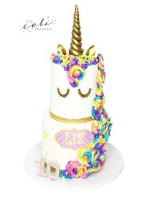 Call or email to order your celebration cake today! Unicorn Birthday, Unicorn Party, Birthday Cake, Purple Unicorn, Rainbow Unicorn, Cakes Today, Cupcake Wars, Unique Wedding Cakes, Cake Baking