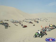 I want to go to this place! Glamis sand dunes!