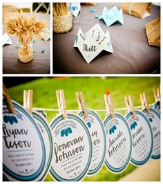 Cheers to this Brewery-Based Big Day wheat centerpieces coaster place cards beer theme wedding brewery wedding
