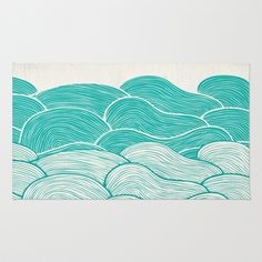 Pom Graphic Design  (pomgraphicdesign) The Calm and Stormy Seas by Pom Graphic Design