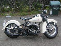 1947 | Bike Gallery: 1947 Harley Davidson WL Flathead