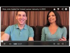 """Julia Chiappetta refused conventional treatments & healed breast cancer naturally in 2000. Another awesome natural survivor story. 14 years & counting!"" -Chris Beat Cancer blogger's share"