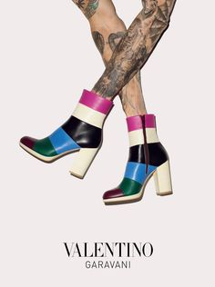 Terry Richardson - Valentino Garavani - 2015