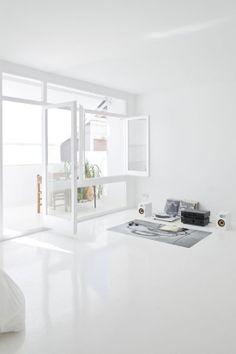Witter dan wit | Wooninspiratie
