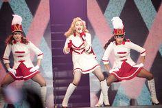 Madonna at the Scottrade Center - 11/1/12