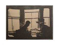 Manal AlDowayan, The Desk IV, 2015. Serigrafía sobre cartulina. 70x50 cm. Cortesía de la artista y Sabrina Amrani