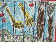 Lines, Dots, and Doodles: Zoo, Kindergarten