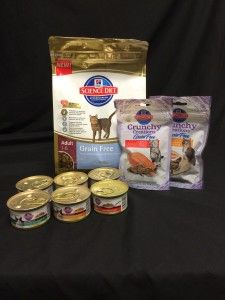 Spoiling your cats with Gourmet cat food couldn't be easier with #ScienceDiet #HillsPet