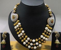 india jewelry making - Google Search