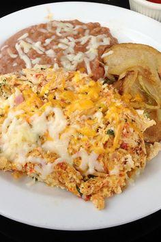 Chilaquiles (Breakfast Nachos)