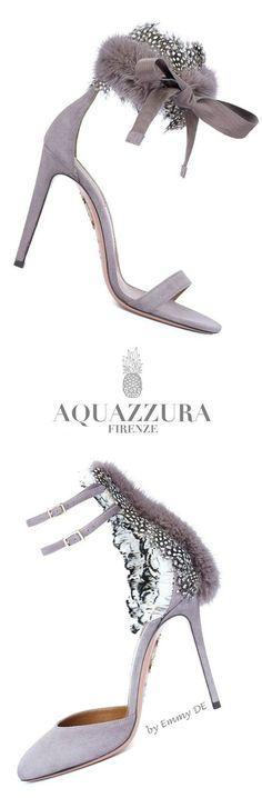 Trendy High Heels Inspiration Aquazzura Fall 2015 | shoes 1 - #Heels https://talkfashion.net/shoes/heels/trendy-high-heels-inspiration-aquazzura-fall-2015-shoes-1/