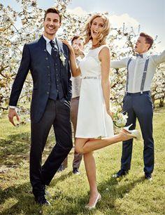WILVORST präsentiert die Bräutigam Mode Trends 2016.