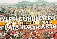 Mamak Belediyesi'den Ev Sahibi Yapan 120 Ay Vadeli Arsa!