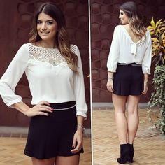 Meu clássico favorito, P&B by @donnaritzoficial com as camisas mais lindas!!  #lancamento #previewverao16 #blogtrendalert